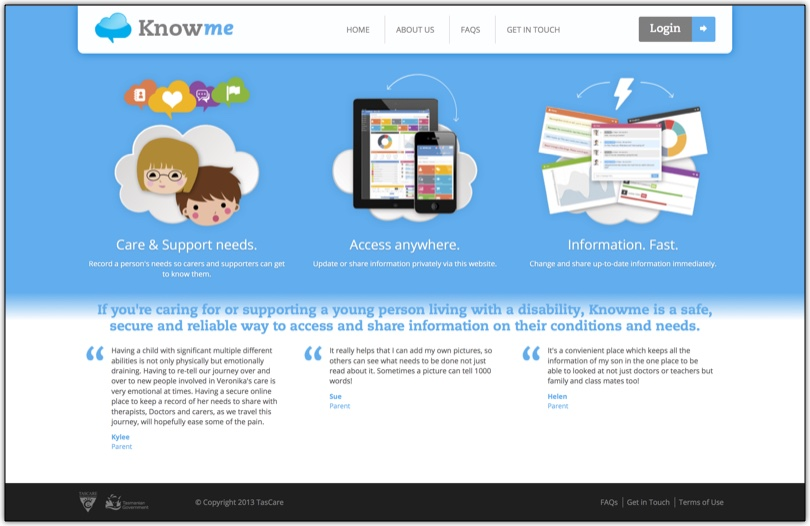 Knowmewebsite