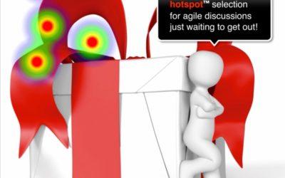 Agile Community Discussion Board Image-hotspots™