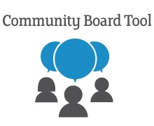 GroupQuality Online Community Discussion Board Tool