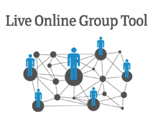GroupQuality market research live online focus group tool