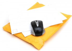 Direct mail online market research